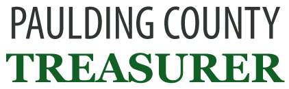 Paulding County Treasurer